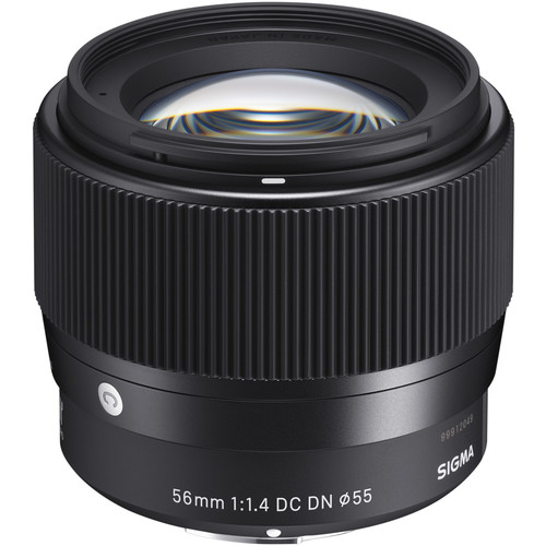 Sigma 40mm f/1.4 Art & 56mm f/1.4 Lenses now Available for Pre-order