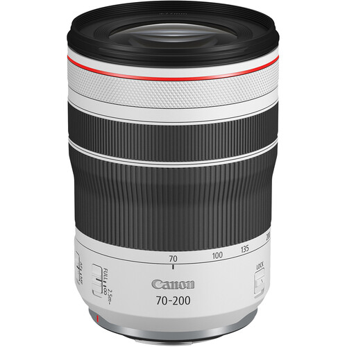 Canon RF 70-200mm f/4L IS USM Lens now in Stock at major US Stores