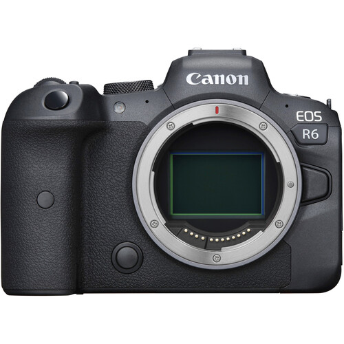 Canon EOS R6 now in Stock at major US Stores