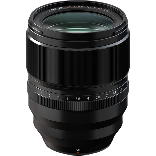 Fujifilm XF 50mm f/1.0 R WR Lens now in Stock at major US Stores