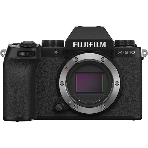 Fujifilm X-S10 now in Stock