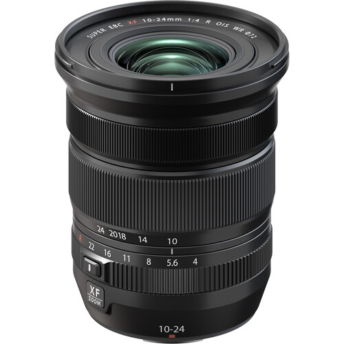 Fujifilm XF 10-24mm f/4 R OIS WR Lens now in Stock