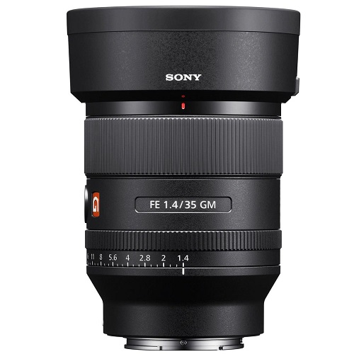 Sony FE 35mm f/1.4 GM Lens now Available for Pre-order