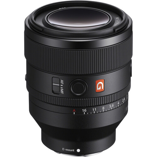 Sony FE 50mm f/1.2 GM Lens now Available for Pre-order
