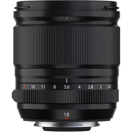 Fujifilm XF 18mm f/1.4 R LM WR Lens now Available for Pre-order