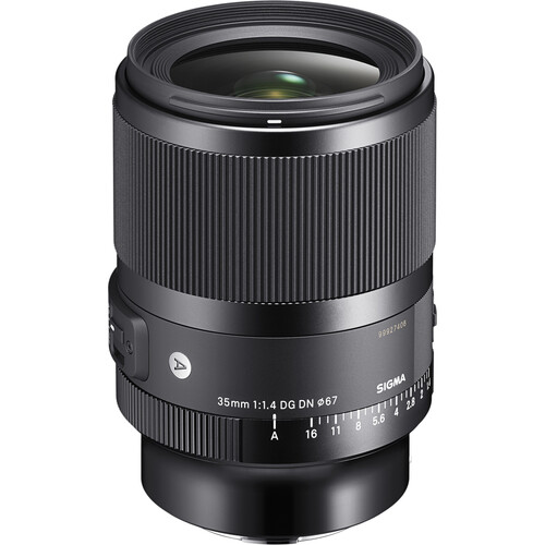 Sigma 35mm f/1.4 DG DN Art Lens now Available for Pre-order