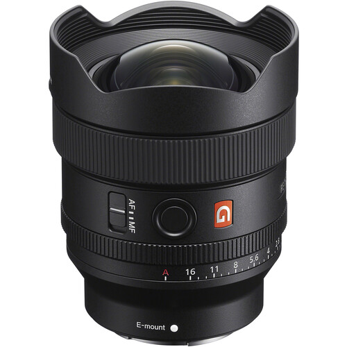 Sony FE 14mm f/1.8 GM Lens now in Stock at B&H