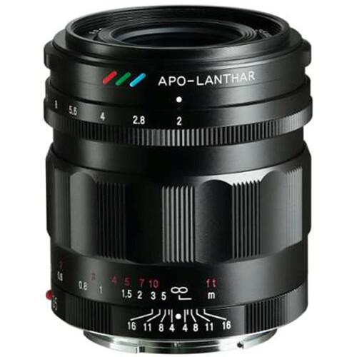 Pre-order the Voigtlander APO-LANTHAR 35mm f/2 Aspherical Lens
