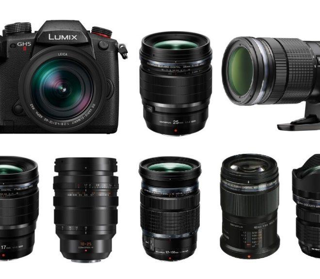 Best Lenses for Panasonic GH5 II