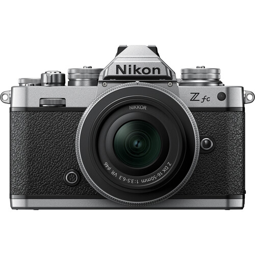 Nikon Z fc with 16-50mm Lens now in Stock & Shipping in the US